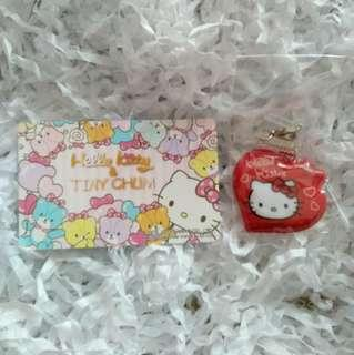 NEW Hello Kitty Limited Edition Ezlink Card with Accessory Charm