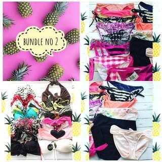 Mix and match swimsuit bundle