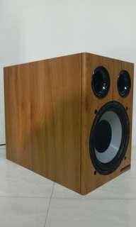 "🚚 Cambridge audio 10"" active subwoffer speaker 英國劍橋重低音喇叭音響"