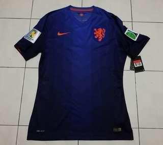 Holland WC2014 player issue away jersey