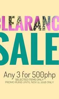 Swimsuit Clearance Sale!!!