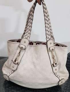 Gucci Horsebit Monogram Bag