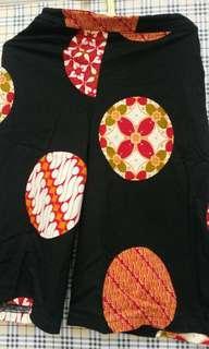 Celana Batik Wanita free Size