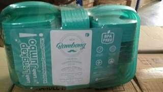 Food Storage Bambang Set 20