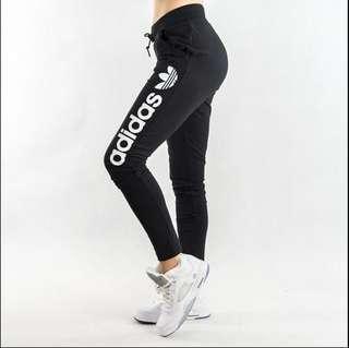 🚚 Adidas Originals Pants 三葉草 棉褲 黑色 女款 AJ7666 尺寸 XS/S/M