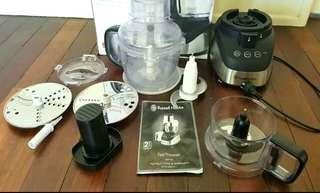 Russel Hobbs Multi-Purpose Food Processor