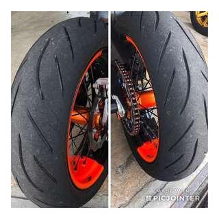 Bridgestone S21 Evo