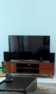 Free 70 inch Sony TV - half of screen blacked out