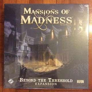 Mansions of Madness 2nd ed Beyond the Threshold expansion