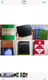 SELLING HSC TEXTBOOKS FOR CHEAP