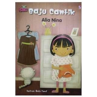 Children Malay books : Buku besar