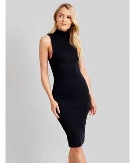 Kookai Black eternity dress NEW