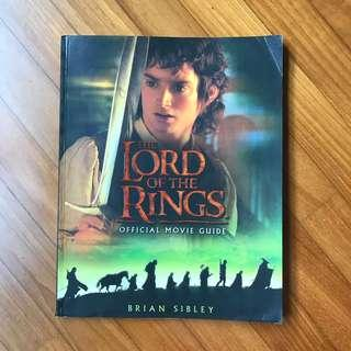 Lord of the Rings Official Movie Guide by Brian Sibley