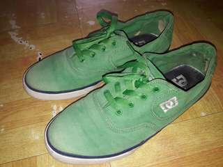 DC SHOES GREEN
