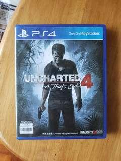 Uncharted 4 中英文版