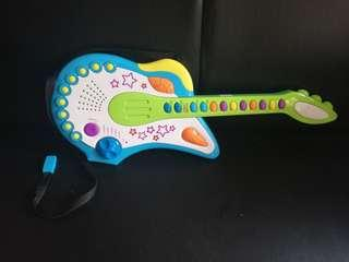 Toys R us guitar