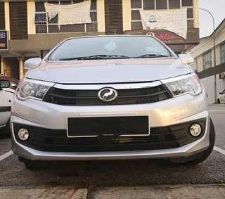 Grab car rental-Bezza 1.3Auto
