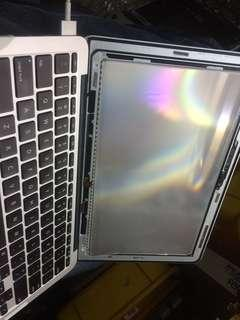 Macbook Air screen replace in 3 hours