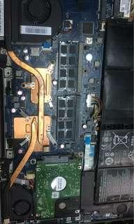 Acer laptop water damage no power Repair
