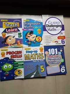 🚚 Maths assesment books