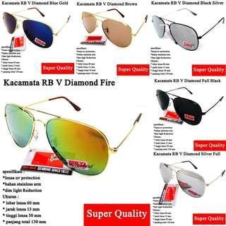 Kacamata Import V Diamond