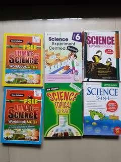 🚚 P6 science