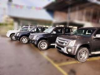 OFFER!! ISUZU D-MAX 3.0 iTEQ Turbo