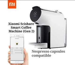 Coffee maker Xiaomi capsule