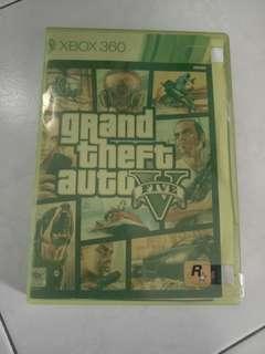 Grand Theft Auto Five ( GTA 5 )