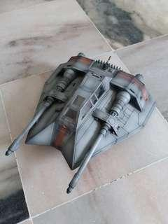Star Wars Snowspeeder (Custom Paint)