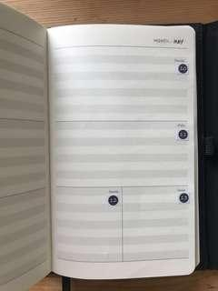 Typo Any Year / Undated Planner