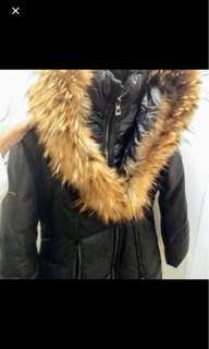 Rudsak Fur Trimmed Winter Coat