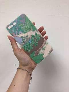 🚚 iphone 7 8 plus 旅行青蛙 手機殼 軟殼