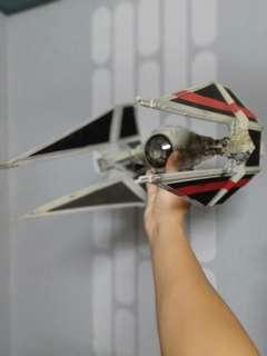 TIE Interceptor Star Wars