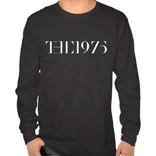 The 1975 Band Long Sleeve T-Shirt