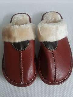 BN Fur Loafers/Slippers