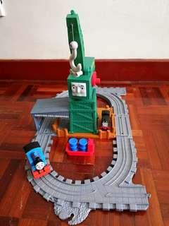 Thomas And Friends Cranky Take n Play collection