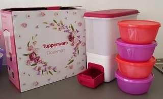 Tupperware Rice Smart (Free 4pcs Modular Bowl )