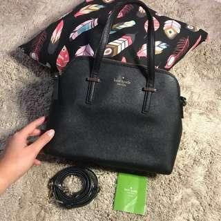 Jual cepat! Kate Spade Black - Authentic Good Condition
