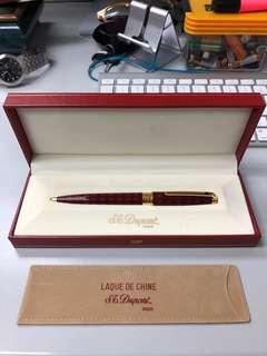 全新珍藏S.T. Dupont Vertigo ball pen 原子筆