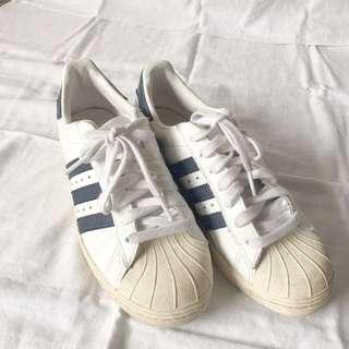 Authentic Adidas Superstar Gold