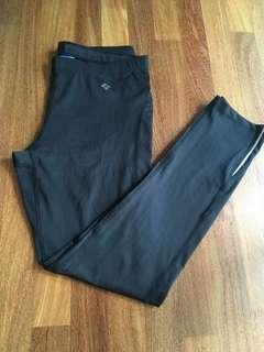 Size M sport legging black