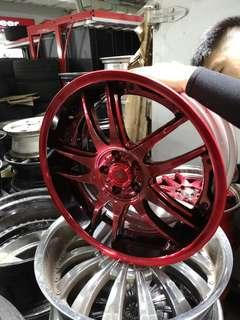 """Brand New 18"""" Rims to go!"""