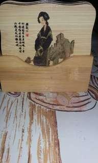 Bamboo Coaster (tatakan/alas dari bambu)