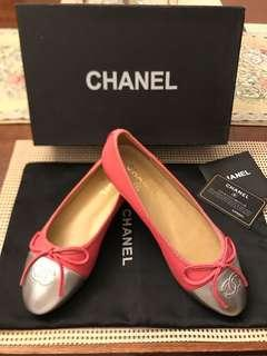 Chanel Classic Leather Ballet Flats