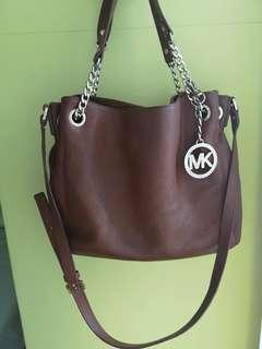 REDUCED PRICE! Michael Kors chain tote bag