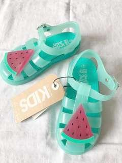 Cotton On Kids scented watermelon sandal