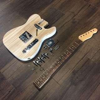 Build Your Own Guitar - Tele Style