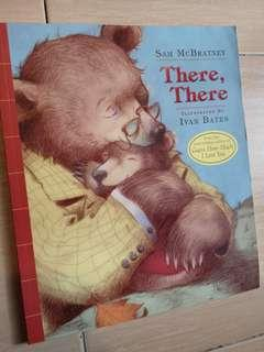There, there Softcover Children Story Book #SBUX50 #EVERYTHING18 #SINGLES1111