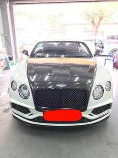 Bentley GT Upgrade Facelift